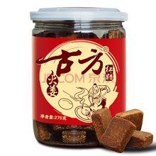 古方火姜红糖275g罐装  该批次生产日期为2016年12月12日,保质期24个月