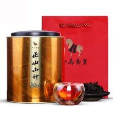 八马茶叶 武夷红茶 正山小种 红茶 250克  D0072