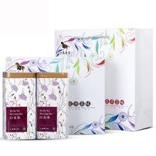八马茶叶 龙珠花茶白龙珠 优质绿茶茉莉鲜花 花香茶味礼盒装240g P0320-1