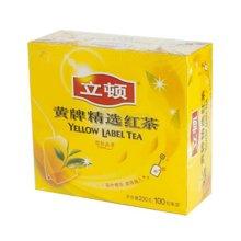立顿黄牌精选红茶(200g)