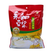 永和豆浆无添加蔗糖豆浆粉(350g)