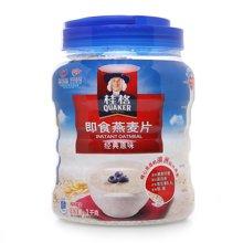 桂格罐装即食燕麦片(1000g)