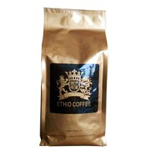伊索咖啡Ethio coffee 意大利浓缩(AA级 454克装)咖啡豆
