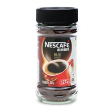 雀巢(醇品)速溶咖啡(50g)