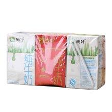 蒙牛纯牛奶六连包((250ml*6))