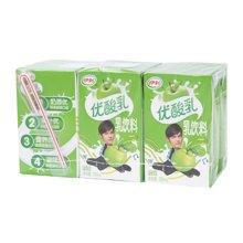 伊利优酸乳乳饮料(原味)((250ml*6))