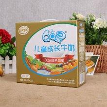 伊利QQ星儿童成长奶均膳型(125ml*20)