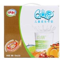 $伊利QQ星儿童成长奶均膳型(125ml*20)