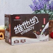 维他奶巧克力味豆奶饮料((250ml*16))