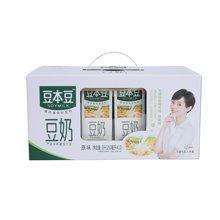 豆本豆原味豆奶(250ml*12)