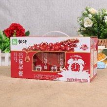 #蒙牛谷粒早餐含乳饮料(红谷)((250ml*12))