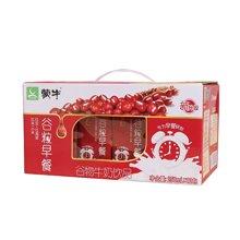 蒙牛谷粒早餐含乳饮料(红谷)((250ml*12))