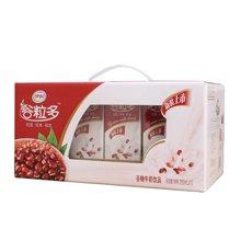 ng伊利谷粒多谷物含乳饮料(红谷)NC3((250ml*12))