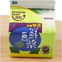 九龙维记低糖鲜豆浆 18盒*236ml