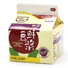 九龙维记特浓鲜豆浆 18盒*236ml