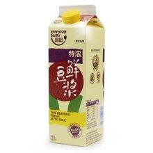 九龙维记大特浓鲜豆浆 6盒*946ml