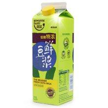 九龙维记大低糖鲜豆浆 6盒*946ml