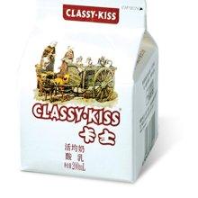 卡士酸奶 活菌酸奶发酵奶200ml 含活性益生菌