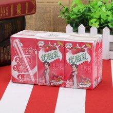 伊利优酸乳乳饮料(草莓味)((250ml*6))