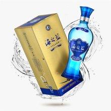 洋河蓝色经典 海之蓝 42度 480ml 绵柔型白酒