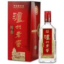 品悦 泸州老窖 老字号特曲 浓香型 白酒 52度 500ml