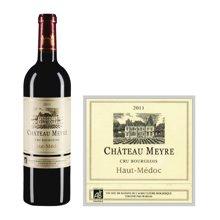 法国波尔多中级庄 美意酒庄红葡萄酒 2011年