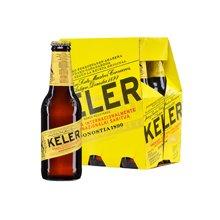 $开勒啤酒HN3NC1(250ml*6)