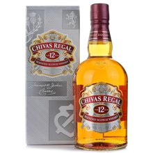 品悦 英国 芝华士 12年 威士忌 700ml