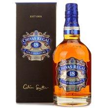 品悦 英国 芝华士 18年 威士忌 700mL 包邮