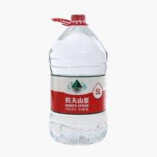 农夫山泉饮用天然水(5L)
