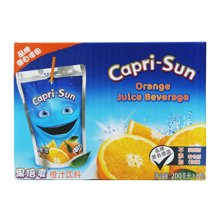 果倍爽橙汁饮料盒装(200ml*6)