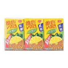 #维他低糖柠檬茶((250ml*6))