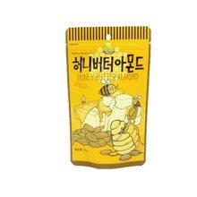 #QQ汤姆农场蜂蜜黄油扁桃仁(80g)