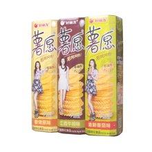 好丽友薯愿马铃薯膨化食品三连包(312g)