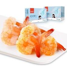 良品铺子 三生三世定制版对对虾原味55g*1盒