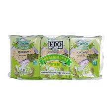 EDO家庭装海苔味梳打饼干(300g)