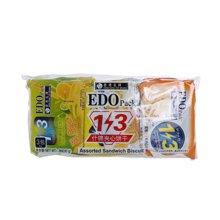 $EDO Pack什锦夹心饼干(360g)