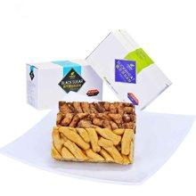 问候自然 苦荞沙琪玛早餐食品即食代餐糕点心小吃营养健康整箱零食308g*2盒