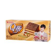 好丽友Q蒂榛子巧克力蛋糕(168g)