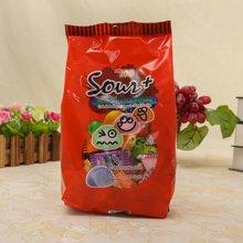 QQ一百份什果酸味软糖(600g)
