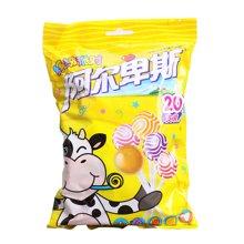 $阿尔卑斯混合口味硬糖棒棒糖20支装(200g)