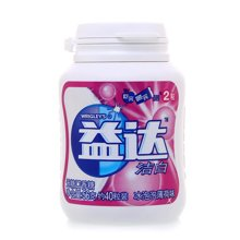 益达洁白无糖口香糖-冰泡泡薄荷味(56g)