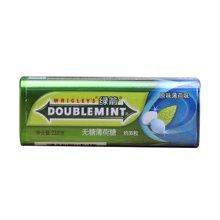 绿箭薄荷糖-原味薄荷味35粒金属瓶装(23.8g)