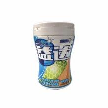 $益达木糖醇香浓蜜瓜味口香糖(瓶装)(56g)