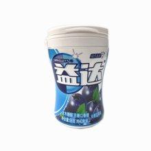 益达口香糖无糖沁香蓝莓味40粒瓶装(56g)