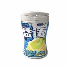 益达木糖醇无糖口香糖清香蜜柚味(56g)