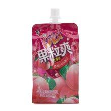 喜之郎果粒爽水蜜桃复合果汁饮料(350ml)