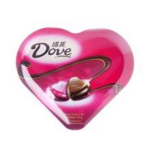D1德芙心语摩卡榛仁和牛奶夹心巧克力(150g)