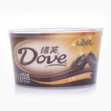 Ngant德芙丝滑牛奶巧克力碗装(252g)