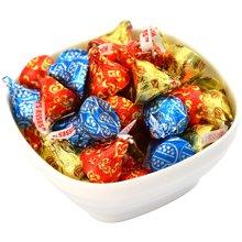 Hersheys/好时 巧克力 kisses好时之吻巧克力1000g散装 婚庆喜糖果 休闲零食品女生节礼物